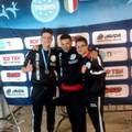 Team Frinquello, Dell'Olio superstar agli Assoluti di Rimini