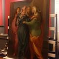 Il trasporto delle opere d'arte