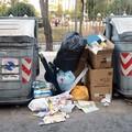 Degrado in piazza Garibaldi