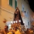 Maltempo, rinviata al sabato la processione dell'Addolorata