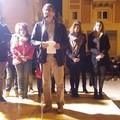 Antonello Natalicchio incontra gli elettori in via Agostino Gioia