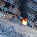 L'allarme di Sinistra Italiana: «Puzza di plastica bruciata in città»