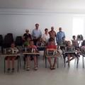 A Giovinazzo concluso il corso estivo di arte presepiale