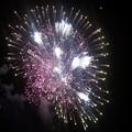"""Tanta gente in località Trincea per i fuochi pirotecnici de  """"L'Artificiosa """" di Salerno"""