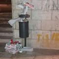 Ogni maledetta sera. Piazza San Salvatore ridotta ad immondezzaio