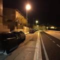 Parcheggio selvaggio a Levante
