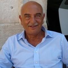 I saluti di Enzo Posca ai suoi collaboratori