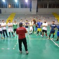 Emmebi Futsal Giovinazzo, vincere in omaggio a Michele Bottalico