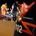 Incidente tra due auto in via De Gasperi, tre feriti