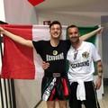 Kick light: Antonello Dell'Olio vola agli Europei in Ungheria