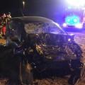 Grave incidente sulla provinciale per Bitonto. Sei feriti, quattro in codice rosso