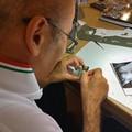 """All'IVE si chiude il  """"Summer Camp """" di aerografia del maestro Mario Romani"""