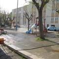 Nuova sanificazione della città: LE FOTO