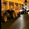 La sanificazione della città fatta dagli agricoltori (VIDEO)