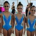 Iris impegnata con due squadre al campionato Allieve Gold