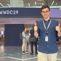 Andrea Cervone primo giovinazzese alla corte di Apple