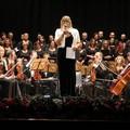 Annamaria Natalicchio presenta Giancarlo Giannini a Trinitapoli