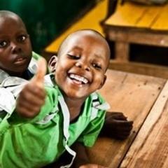 Un sostegno per i bambini del Kenya