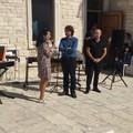 """""""Di mare, d'amore e altre storie """": inaugurata alla Vedetta sul Mediterraneo la mostra di Gabriele Musante"""