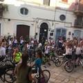 Bicibus, la festa a due ruote delle scuole di Giovinazzo