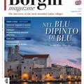 Giovinazzo finisce sulla copertina di Borghi Magazine