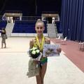 Doppio fantastico bronzo per la Cantatore a Bucarest
