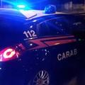 Furto d'auto sventato lungo la strada provinciale 107