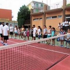 Circolo Tennis Renna, Raimondo D'Innella si presenta