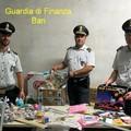 Contraffazione in Puglia, sequestrati 500mila articoli in due giorni