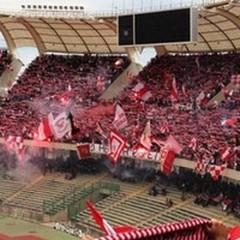 Bari-Avellino, sfondato il tetto delle 20.000 presenze
