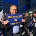 Depalma sul palco di Bitonto per chiudere la campagna elettorale di Abbaticchio