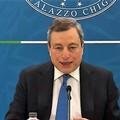 Draghi: «Gli under 60 potranno scegliere seconda dose di AstraZeneca»
