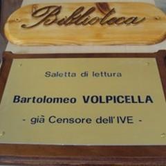 Una sala lettura intitolata al prof. Volpicella