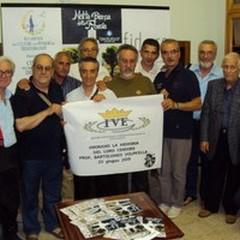 Mario Sabato torna all'IVE