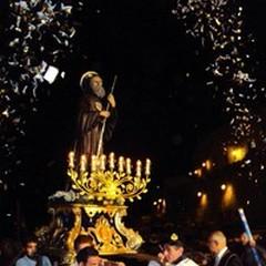 San Francesco da Paola è approdato
