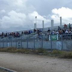 Giovinazzo, debutto in Coppa solo per… 99 spettatori