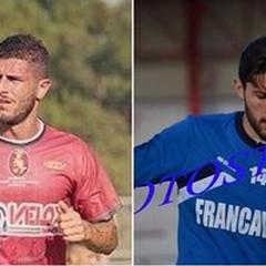 I gemelli della promozione in D: Fiorentino e Marolla