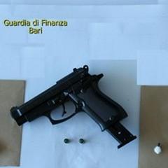 Spari con la pistola a salve: denunciato un 26enne