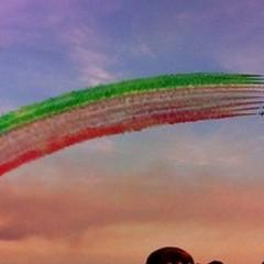Frecce Tricolori a Bari, istruzioni per l'uso