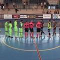 Giovinazzo C5, l'1-1 col Futsal Fuorigrotta vale oro