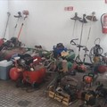 Non si fermano i furti di mezzi e attrezzi agricoli in campagna