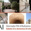 Giornate d'Autunno FAI, due siti aperti a Giovinazzo