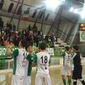 Douglas trascina il Giovinazzo C5: 8-0 all'Olympique Ostuni