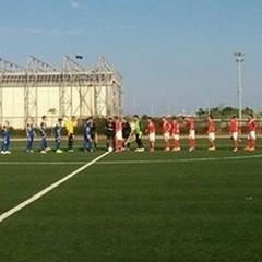 Giovinazzo, un pari all'esordio in Coppa Puglia