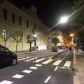 Nuova illuminazione esterna alla Villa Comunale: accese le prime lampade