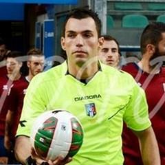 Arbitri, Lorenzo Illuzzi designato per la prima di B