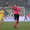 Stasera l'anticipo di B Pescara-Cosenza: arbitra Illuzzi