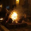 Quindici fuochi accesi a Giovinazzo per la Festa di Sant'Antonio Abate. La mappa
