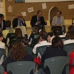 """Riforma scolastica, un dibattito alla """"Don Saverio Bavaro"""""""