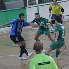 Il Giovinazzo C5 si arrende al Futsal Bisceglie